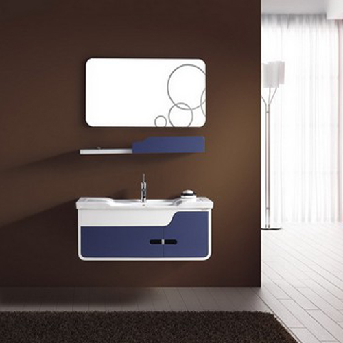 Wood Bathroom Vanity SW-S76