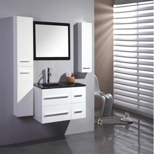 MDF bathroom vanity SW-W002
