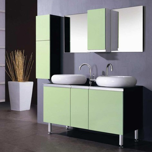 MDF Bathroom Cabinet SW-G001