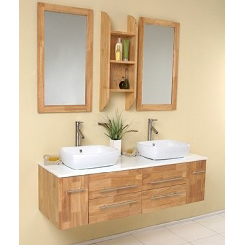 Wood Bathroom Furniture SW-S2001