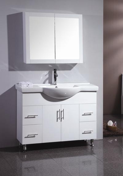 Bathroom Series MDF Bathroom Cabinet Products